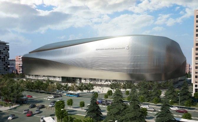 Real madrid set to redevelop santiago bernabeu stadium