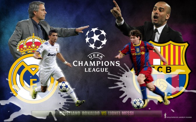 L. Messi vs C. Ronaldo – Statistical analysis of football