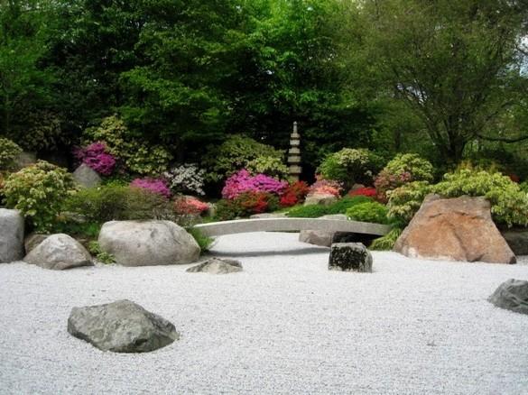 9 Magical Zen Gardens