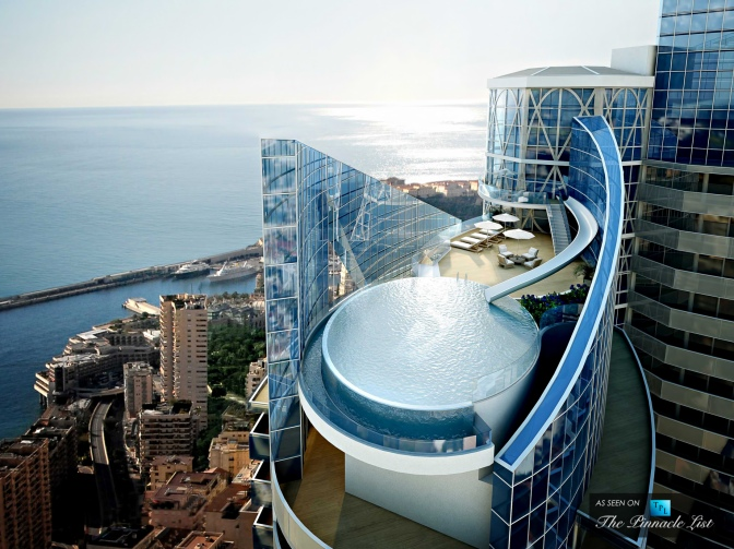 Monaco $400 Million Penthouse Secrecy Booms: Real Estate
