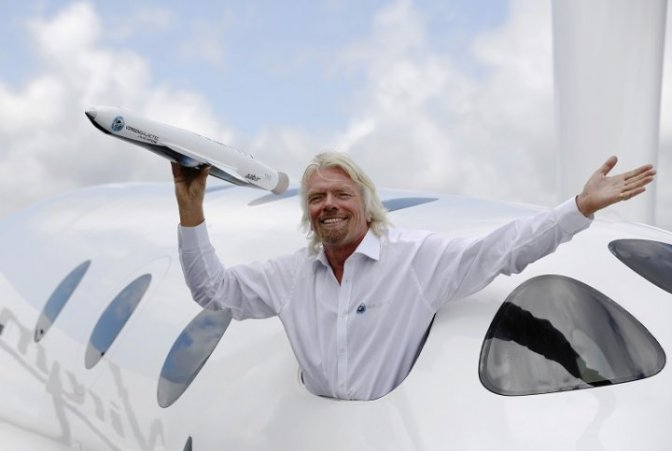 Richard Branson's Bank to List on London Stock Exchange to Tune of £20bn