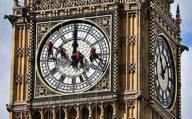 17 of the world's most beautiful clock towers