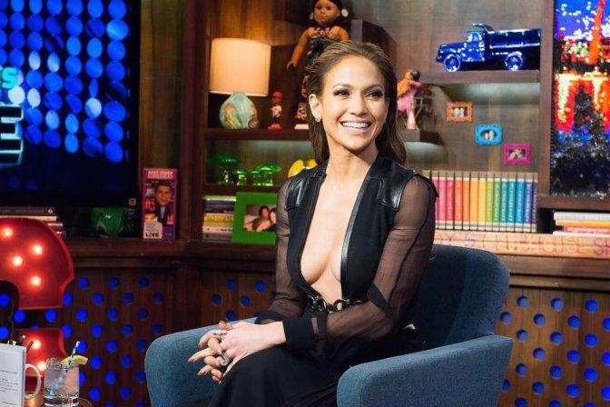Jennifer Lopez in Sexy Naked Pics