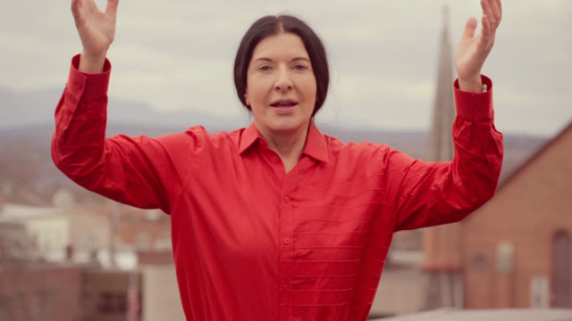 Marina Abramović Institute Seeks So Much Unpaid Work