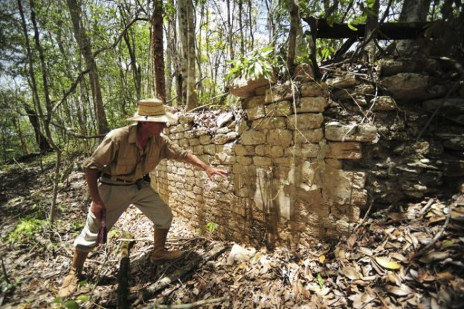 Lost Ancient Mayan Cities Discovered in Mexican Jungle