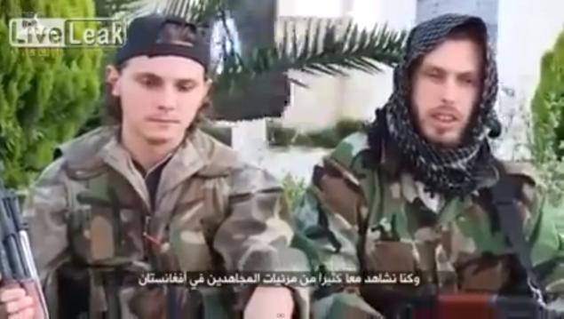 European jihadists – Why and how Westerners go to fight in Syria and Iraq