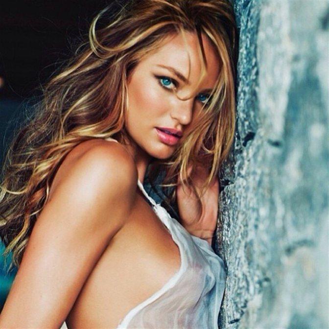 Candice Swanepoel Sexy Naked Pics Vol III