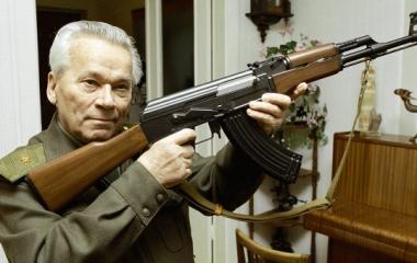 Armenia Gets a Monument to Kalashnikov