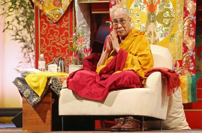 Dalai Lama says successor not required