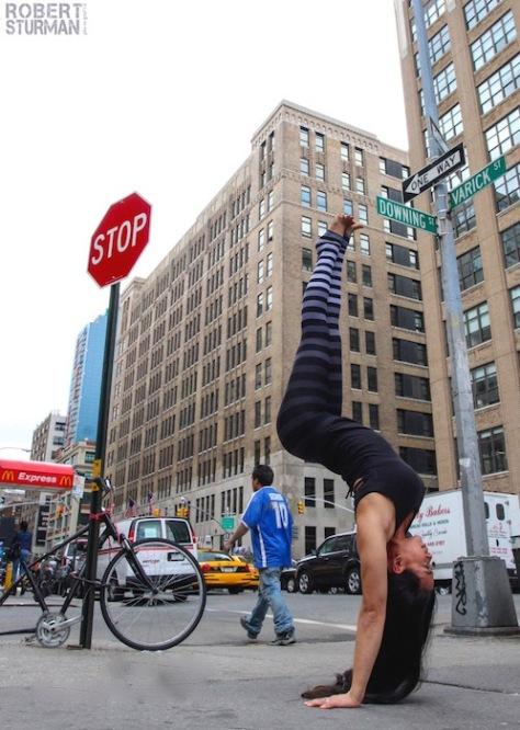 27) Laura Kasperzak ~ Greenwich Village, New York