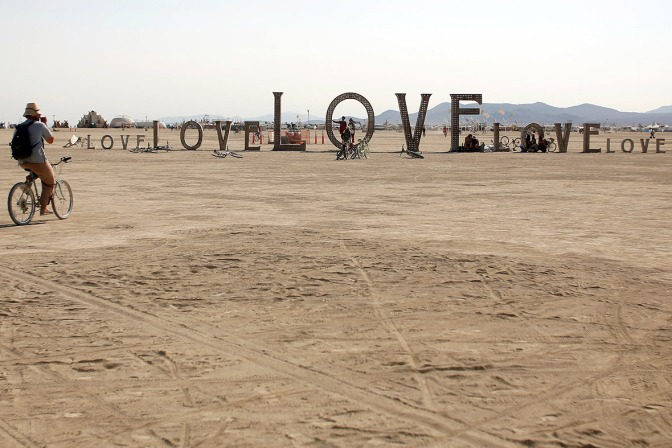 Burning Man : Spectacular Photos of the Annual Festival in Nevada's Black Rock Desert
