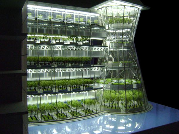 10 vertical farms designed to bring farming into the urban world