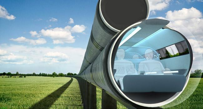 LA To NYC In Under An Hour, Hyperloop System Will Let You Travel At 4,000 MPH