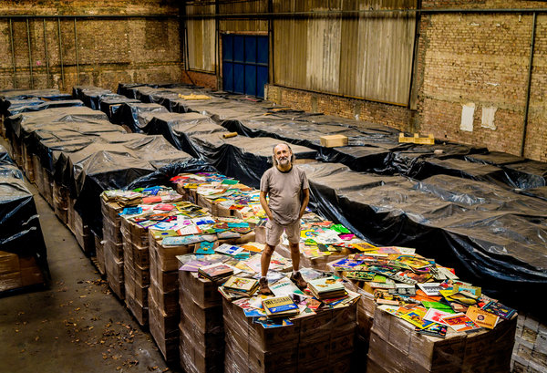 The Brazilian Bus Magnate Who's Buying Up All the World's Vinyl Records
