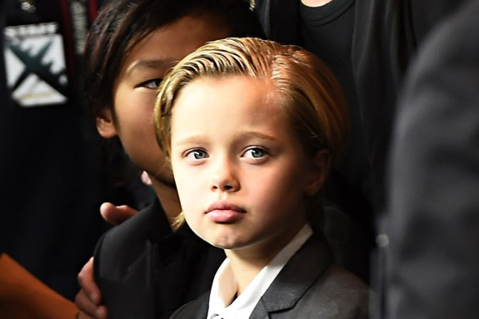 What we can learn from Angelina Jolie and Brad Pitt's awesome gender non-conforming kid
