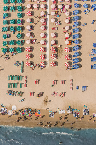 Beautiful Aerial Photos Of Doomed Vacation Beaches, Captured Before They Disappear