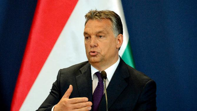 Hungary's Orban: Migrant crisis is German, not European problem