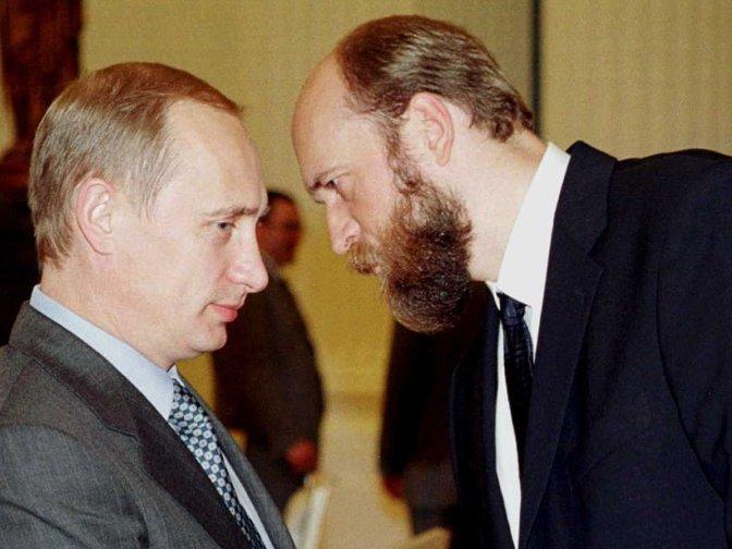 'Putin's banker' Pugachev files $10 billion claim against Russia