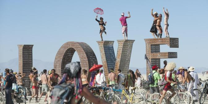 FBI admits to spying on Burning Man festival