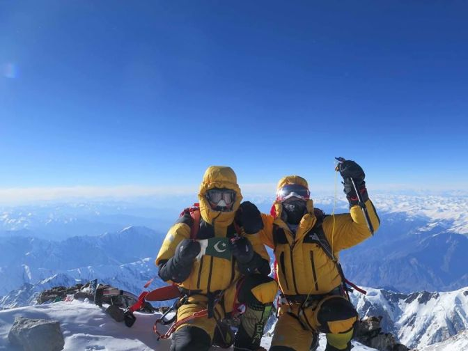 Nanga Parbat: summit and first winter ascent by Simone Moro, Ali Sadpara and Alex Txikon