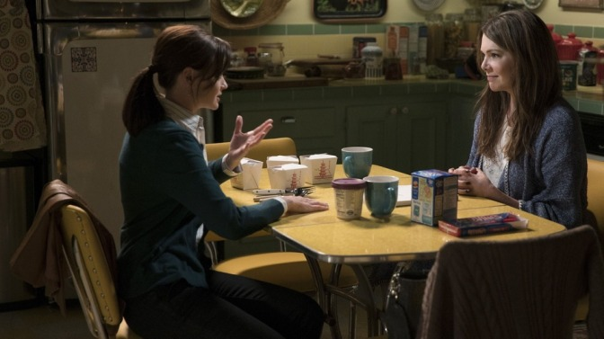 'Gilmore Girls' revival pics finally take us home to Stars Hollow
