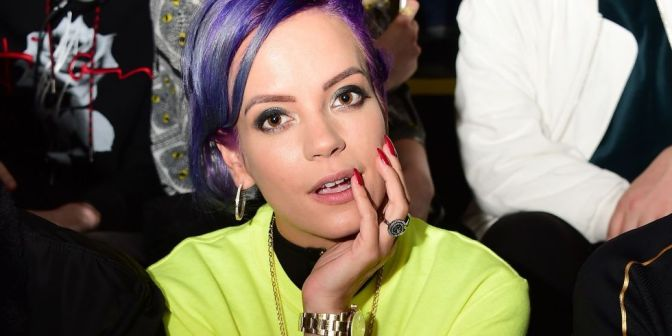 Lily Allen takes Twitter break after drinking allegations