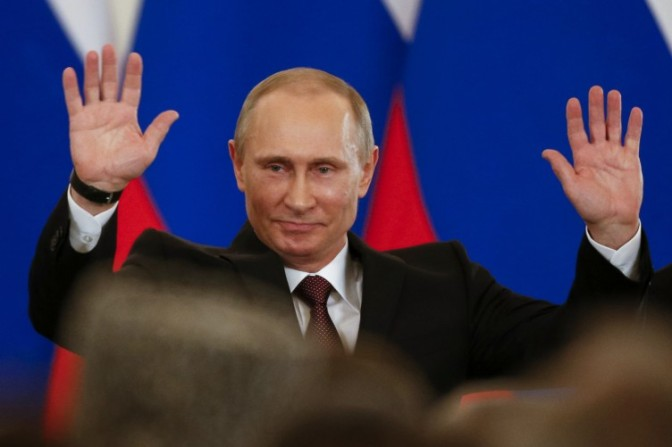 Putin Picks New Paratrooper Chief With Crimea Experience