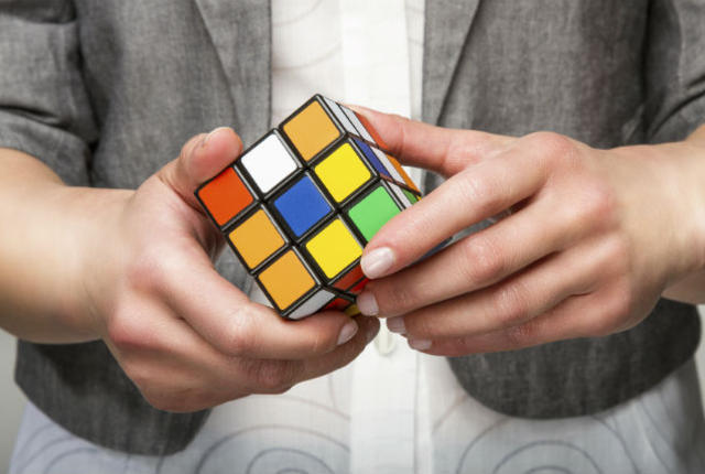 15 Twisted Facts About Rubik's Cube
