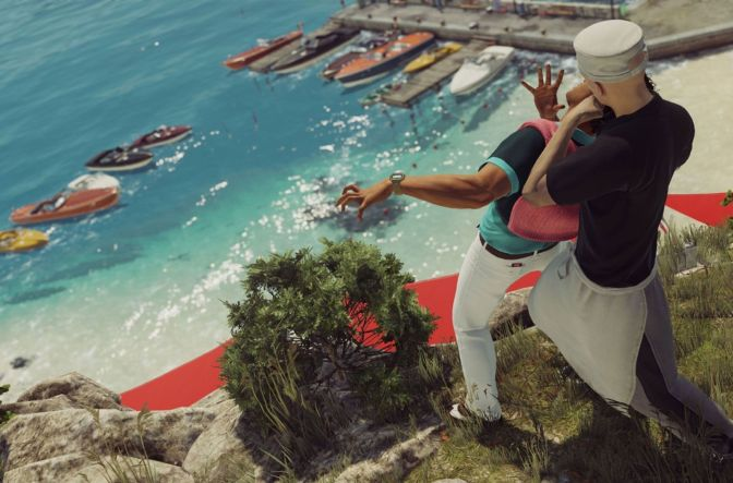 Hitman: The Complete First Season is Like Playing Through a James Bond Film