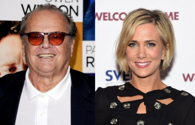 Jack Nicholson and Kristen Wiig to star in English-language remake of German comedy Toni Erdmann