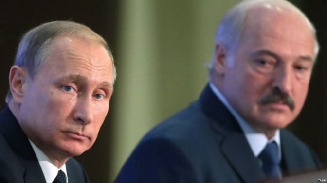 Belarus And Russia: This Time It's Different