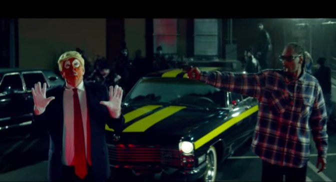 Donald Trump Condemns Snoop Dogg on Twitter for Satirical Video