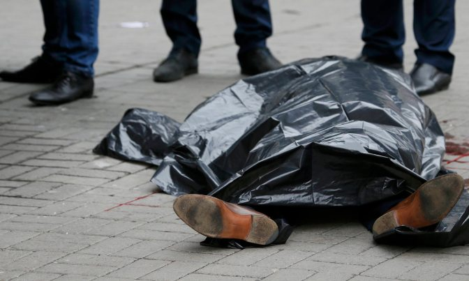 Denis Voronenkov: former Russian MP who fled to Ukraine shot dead in Kiev