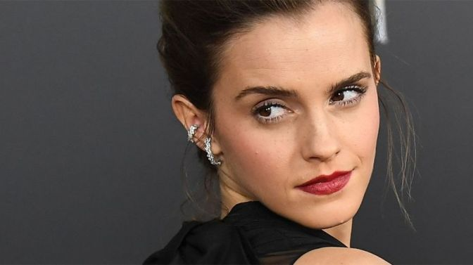 Emma Watson private photos stolen in 'hack'