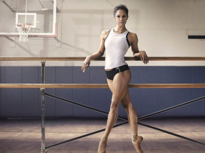 Misty Copeland is the latest Under Armour athlete to come out against Kevin Plank's support of Trump