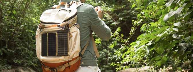 Solar Paper: The Epic 5-Ounce, Sun-Harnessing Gadget Charger