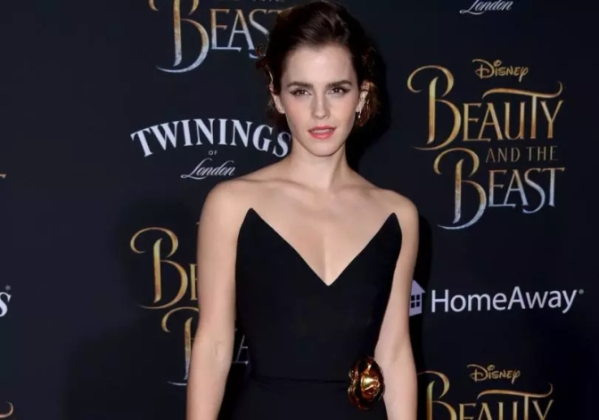 Emma Watson Fappening Update: 'Belle' Actress Promotes 'Beauty And The Beast' Movie