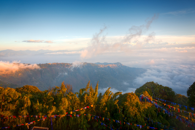 Darjeeling's new Himalayan cycle trail