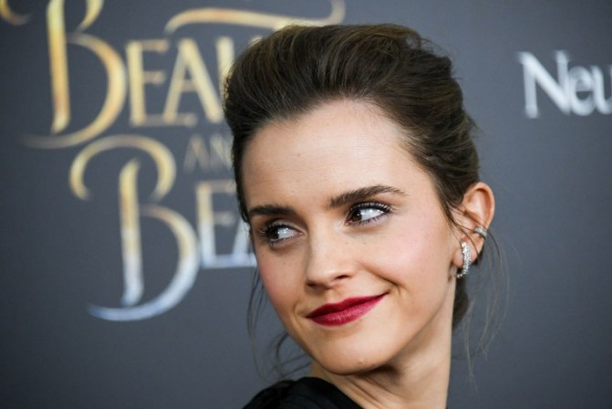 Actress Emma Watson makes $15 million for 'Beauty and the Beast'