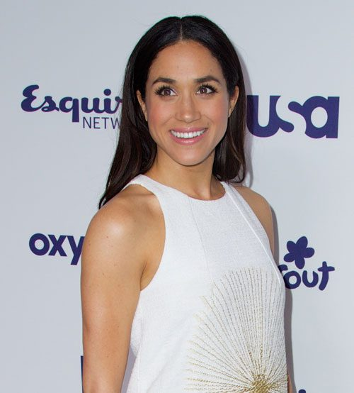 Meghan Markle May Quit Acting Soon Because Duh