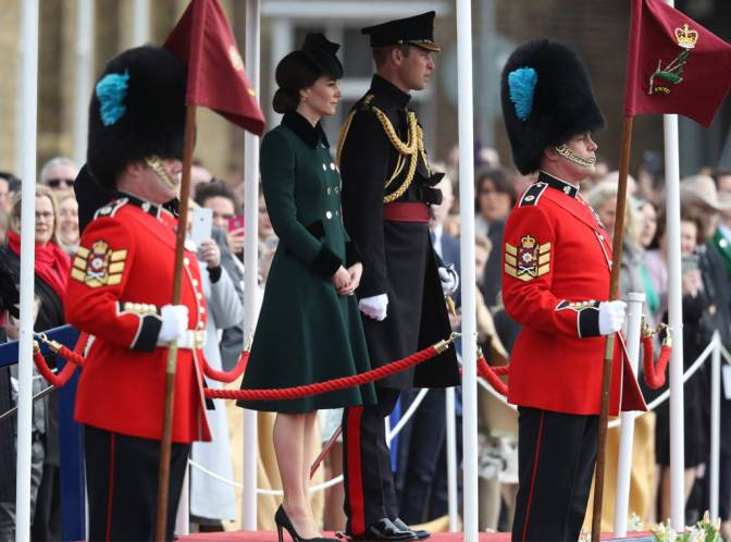 "Kate Middleton Joins Prince William for St. Patrick's Day Event, Despite Being ""Disappointed"" in His Recent Behavior"