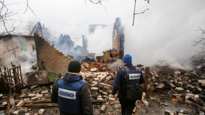 Russia Claims '21.000 'Victims of War Crimes' In Ukraine