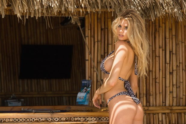 Charlotte McKinney's Nude Photo Scandal: What The 'Baywatch' Star has to say