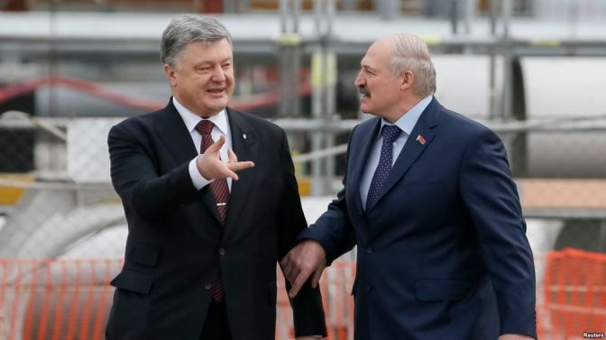 Poroshenko Compares Crisis In East Ukraine With 1986 Chernobyl Disaster