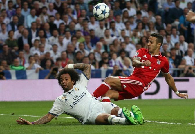 Ronaldo, Real Madrid oust Bayern Munich but helped by decisive referee in UCL