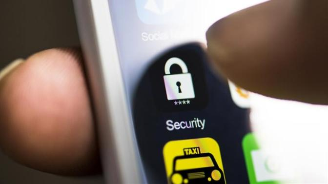 Tilting your phone can allow hackers in