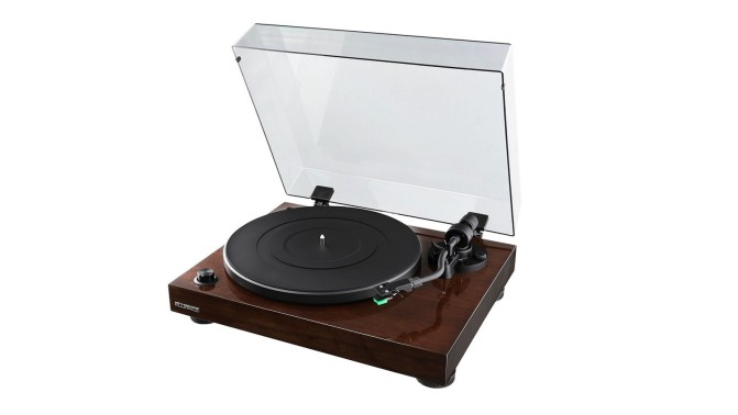 In Support of National Record Store Day We're Giving Away a Fluance Vinyl Turntable