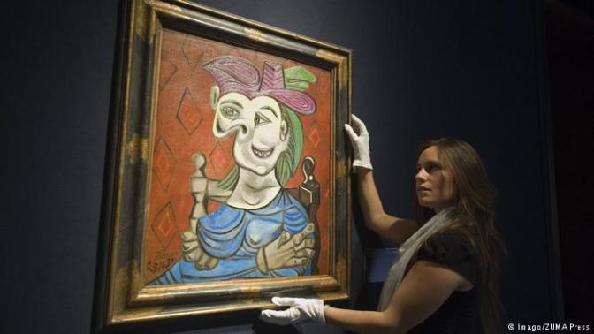 Nazi-seized Picasso painting sells for $45 million at auction