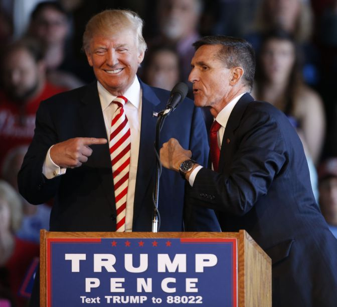 Trump-Russia investigation: Michael Flynn ordered to hand over papers