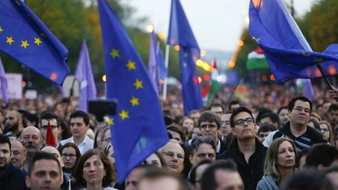 How a university became a battle for Europe's identity